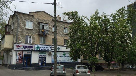 Chișinău, Telecentru , GH. ASACHI, 43m<sup>2</sup>
