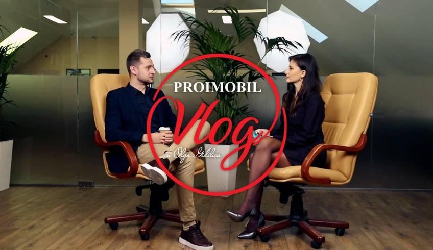 Proimobil Vlog cu Olga Gîdilica
