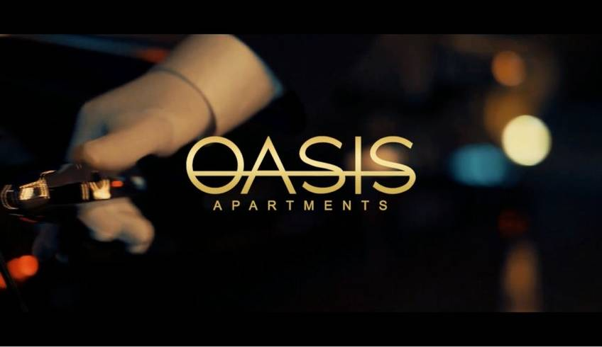 Tur virtual într-un apartament din Oasis Apartments