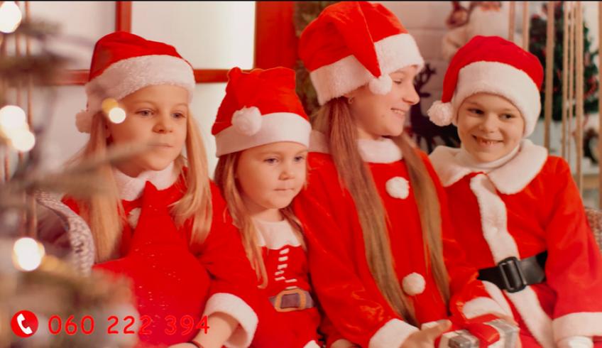 Sărbătorile iernii vor prinde culoare pentru familia ta, acasă, în propria locuință!