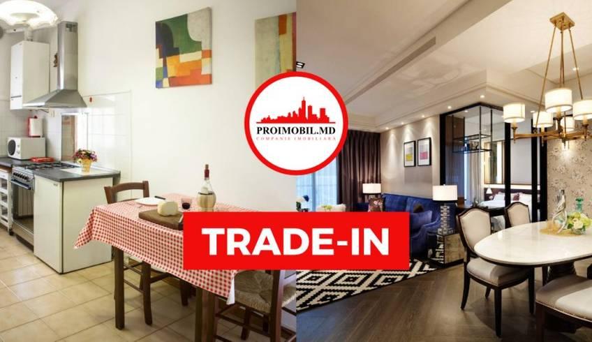 Trade-In de la Proimobil.md: Vrei apartament nou? Nu-l poți vinde pe cel vechi? Schimbă-l!