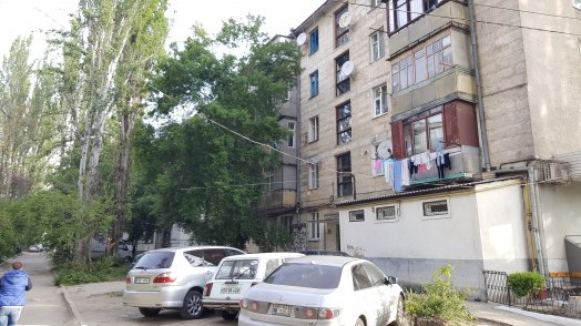Chișinău, Botanica, SALCÎMILOR, 18m<sup>2</sup>