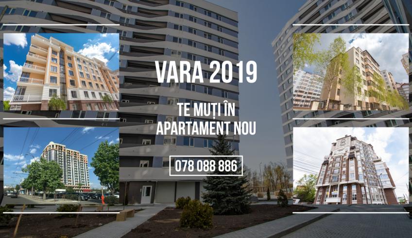 Vara 2019 - Cinci ansambluri rezidențiale se dau în exploatare